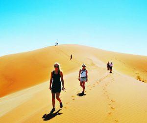 Cape Town to Johannesburg Overland Camping Safari Sand Dunes Namibia