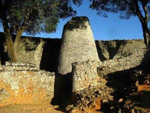 Southern Highlights Overland Safari Great Zimbabwe ruins