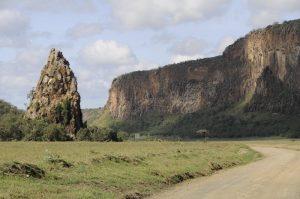 Kenya and Tanzania Camping Safari Hells Gate National Park