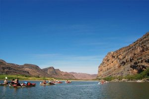 Cape Town to Johannesbug Overland Camping Safari Orange River canoeing