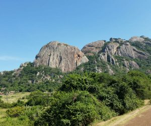 Southern Highlights Overland Safari Sibebe Rock