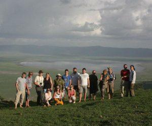 Kenya and Tanzania Camping Safari Ngorongoro Crater